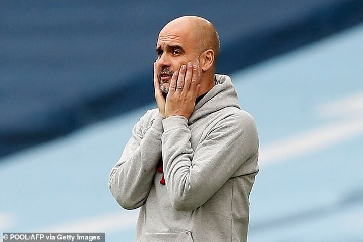 Pep Guardiola backs Sergio Aguero after Panenka penalty miss in Manchester City's loss to Chelsea