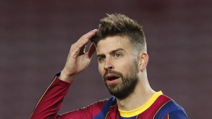 """Piqué: """"We're still alive, from now on, anything could happen"""""""