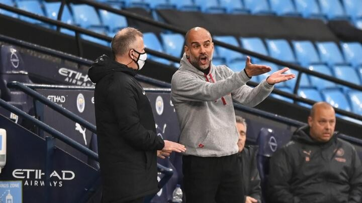 Guardiola fumes at officials as City pay penalty against Chelsea
