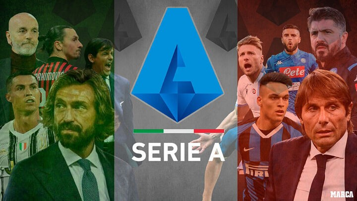 The title is decided, but Serie A's Champions League chase is the best in Europe