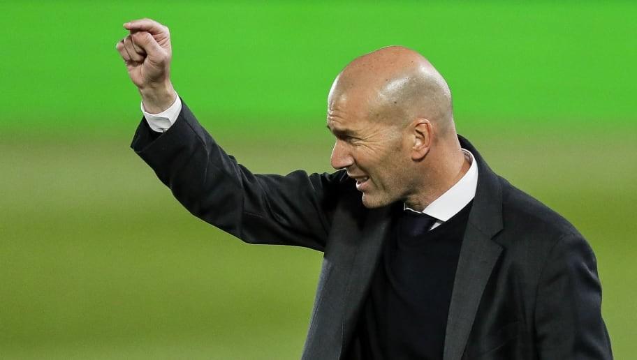 Real Madrid believe Zinedine Zidane will stay next season