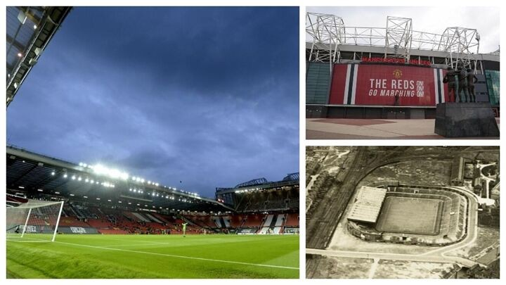 The story of Old Trafford's 'rotten' decline: Mice, rust, leaks...