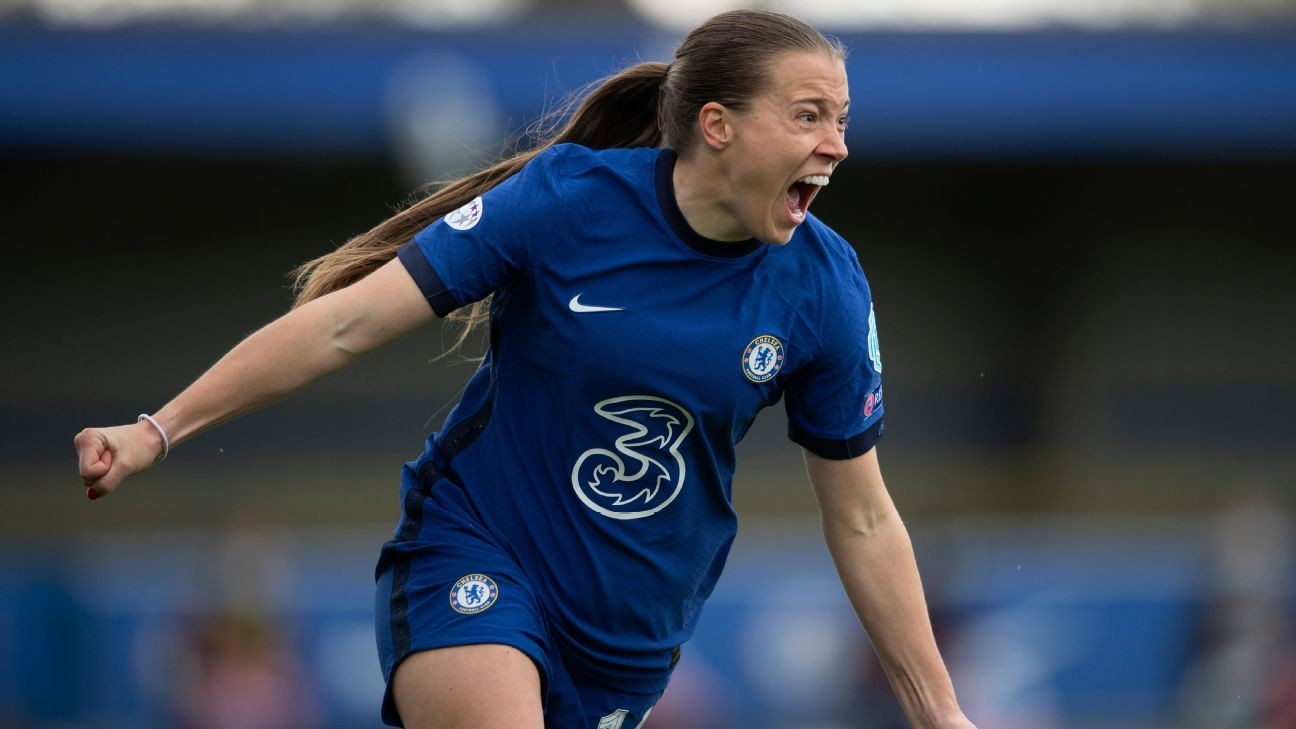 Chelsea win WSL for second year in a row
