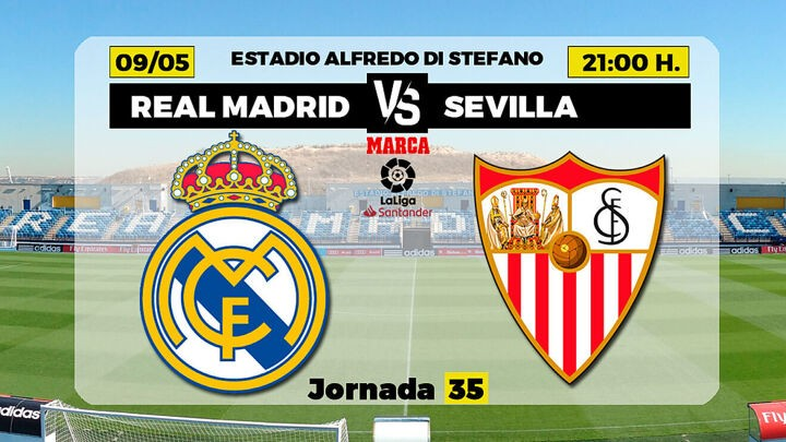 When and where to watch Real Madrid vs Sevilla around the world