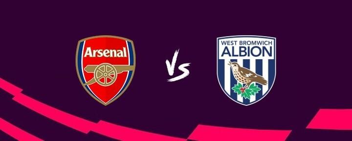Arsenal vs West Brom LINE-UPS: Martinelli & Pepe start as Saka in