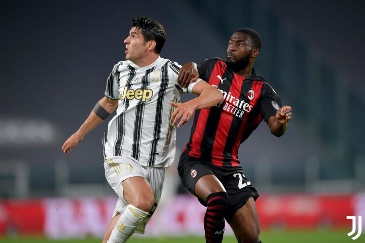 Juventus 0-3 Milan: Brahim, Rebic & Tomori lift Milan to 3rd, CR7 fires blank