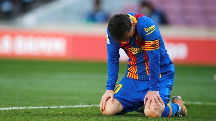Only a miracle can win Barcelona the title now