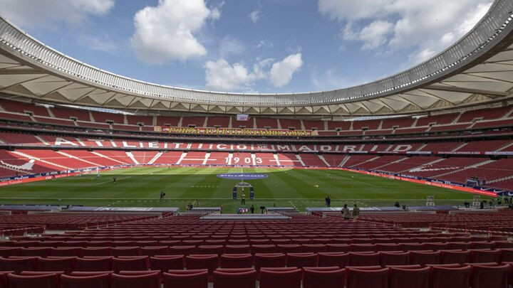 Fans near to return: Atletico announce ticket allocation for Osasuna game