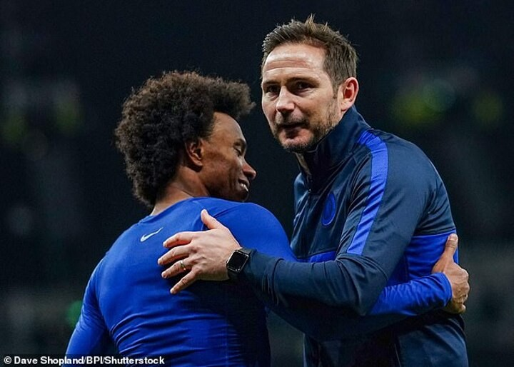 Willian returns to Chelsea a shell of the player once a Mourinho favourite