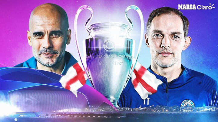How do Man City & Chelsea's Champions League final preparations compare?