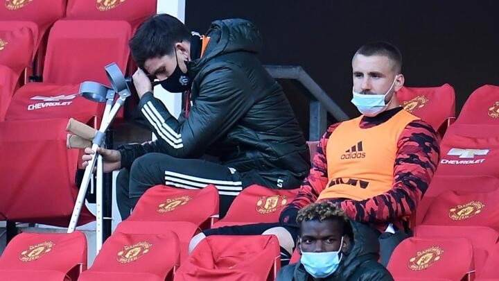 Solskjaer remains hopeful Maguire will be back for Europa League final