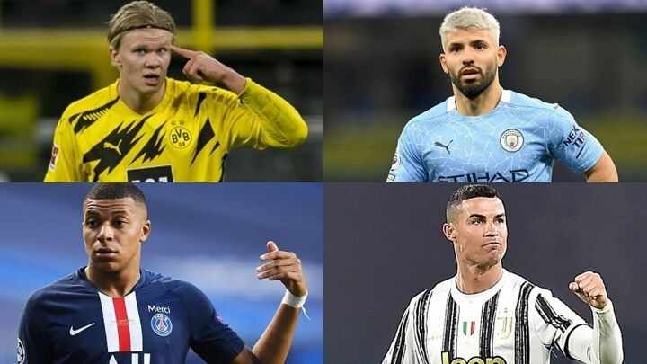Transfer dominoes: How Aguero could trigger Mbappe to Real Madrid