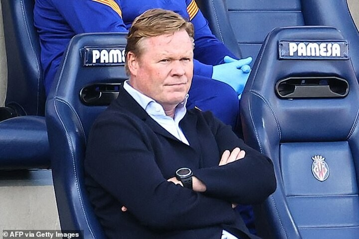 PETE JENSON: Koeman survived his summit with Laporta, but fallout just started