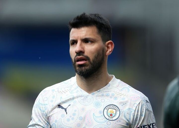 Guardiola 'eyeing four strikers' as potential replacements for Aguero