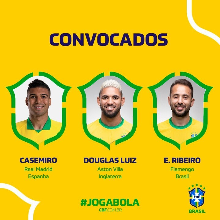Brazil's latest national squad list launched: Neymar leads, Alves in