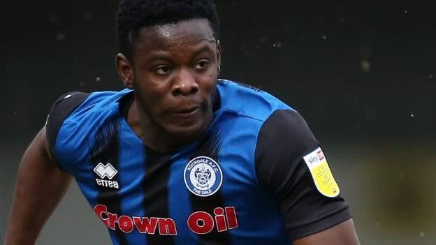 Watford sign forward Baah from Rochdale