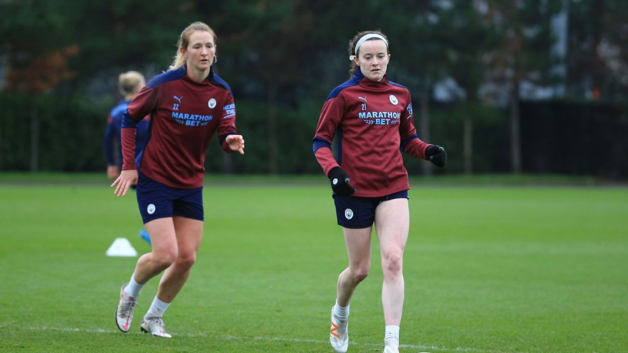 Mewis, Lavelle back to NWSL after Man City spell