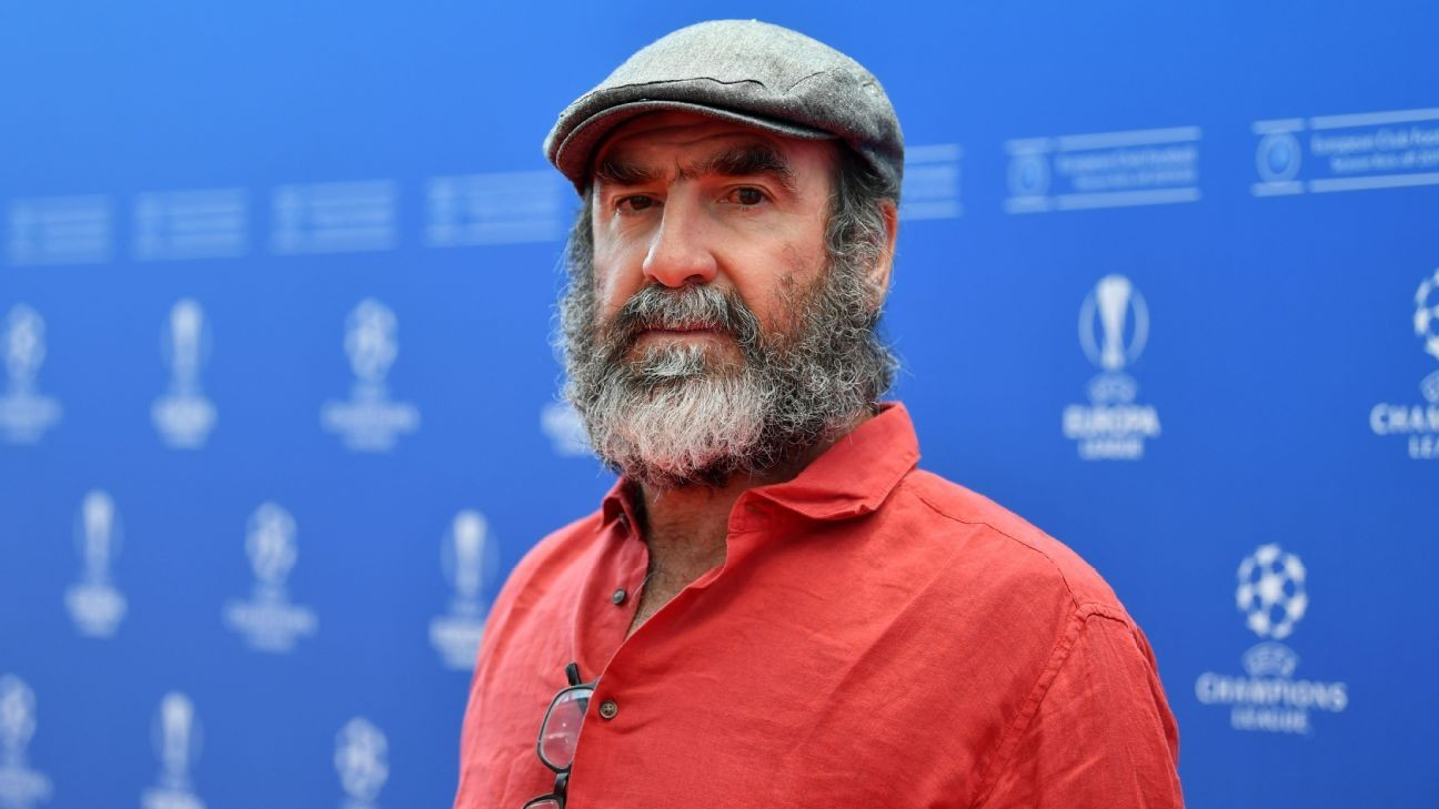 Man Utd's Cantona inducted into PL Hall of Fame
