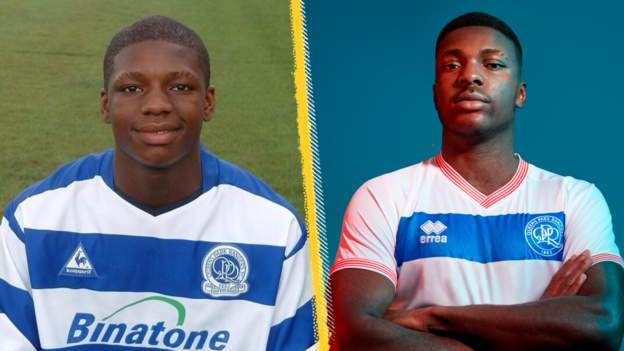 Fifa 21 adds ex-QPR youngster Prince