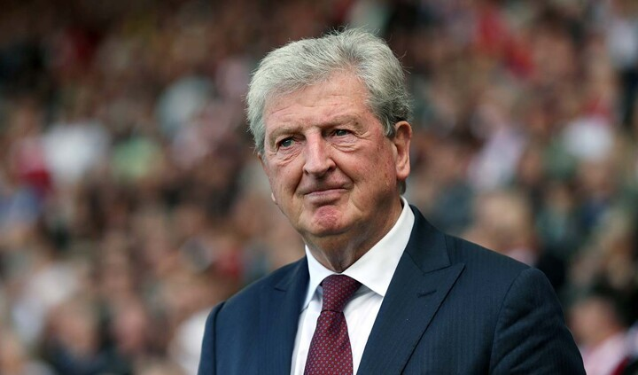 OFFICIAL: Roy Hodgson to step down as Crystal Palace manager