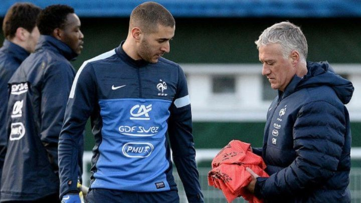Benzema set for dramatic recall to French national team
