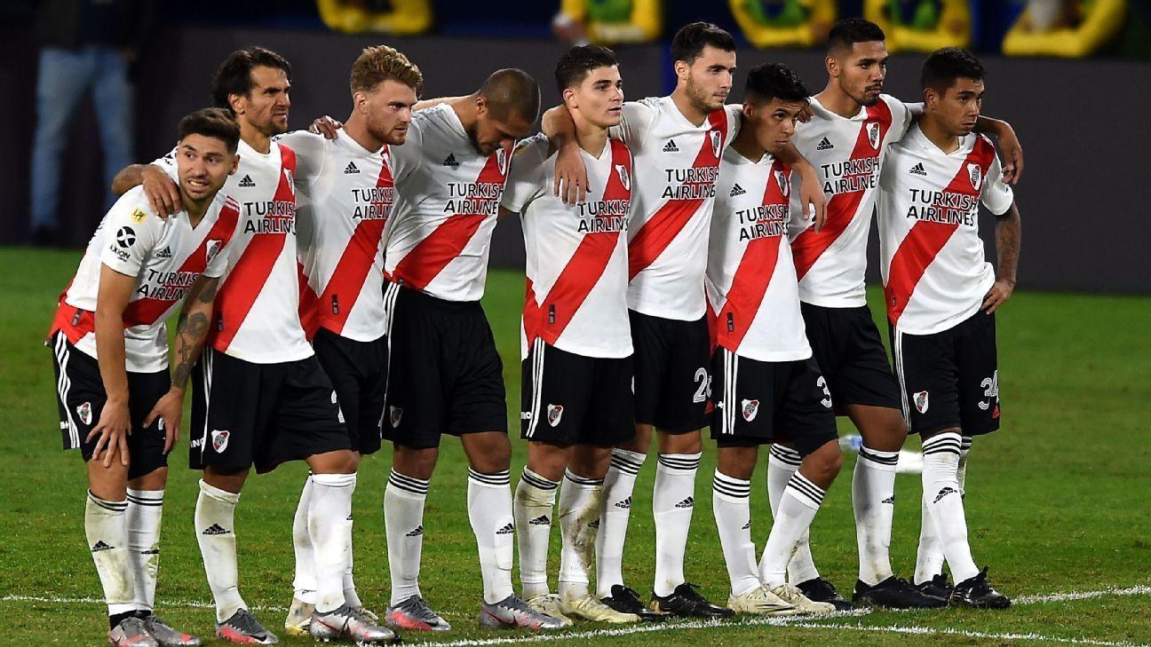 GK chaos for COVID-hit River Plate before Copa tilt