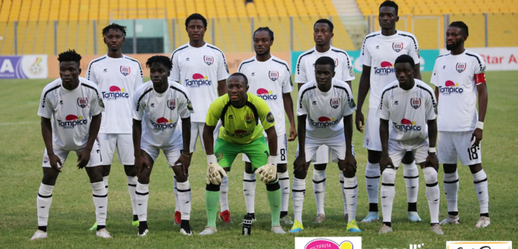 Inter Allies to face Tema Youth in MTN FA Cup R64