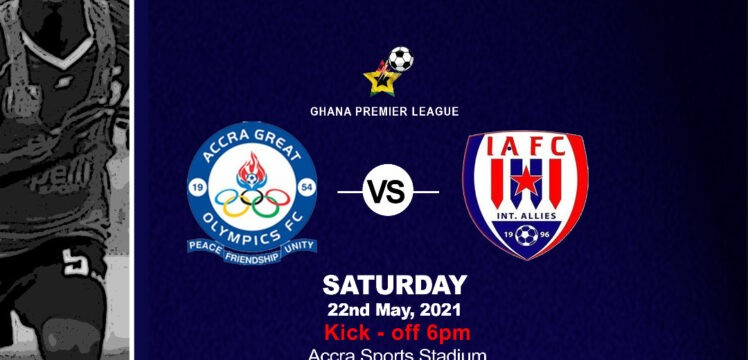 Match Preview – Great Olympics ?-? Inter Allies – Accra