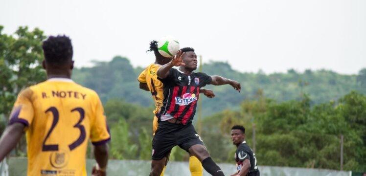 Match Summary – Inter Allies 3-0 Medeama SC – Dawu