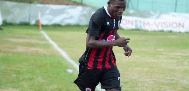Nafiu Sulemana named NASCO MVP in Allies win over Medeama