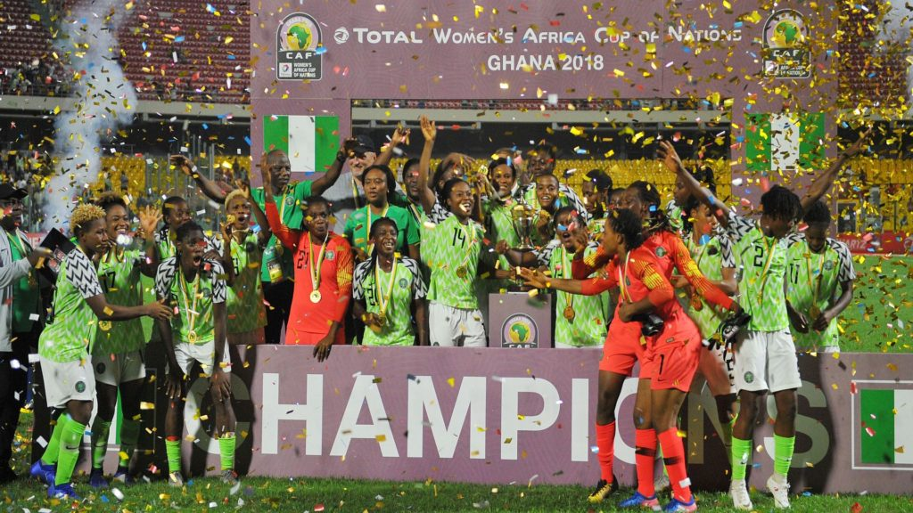 CAF records historic participation for AWCON as 44 countries enter for qualifying draw