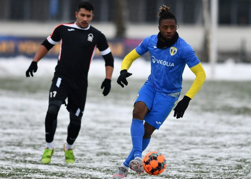 Ghanaian midfielder Amidu Salifu and Romanian club mutually agree to part ways