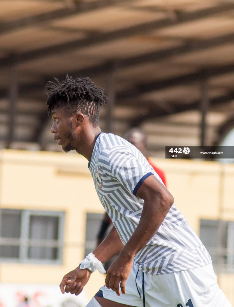 VIDEO: Berekum Chelsea forward Bright Amponsah scores fastest goal in 2020/21 GPL