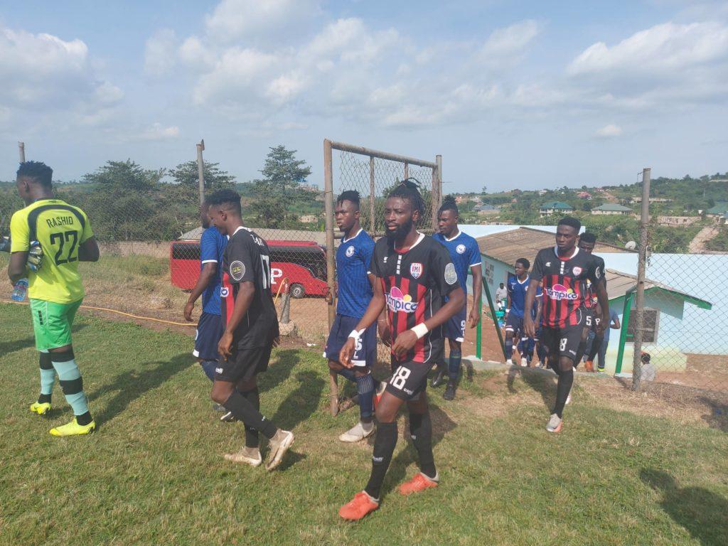2020/21 Ghana Premier League: Week 25 Match Report- Inter Allies 5-0 Berekum Chelsea