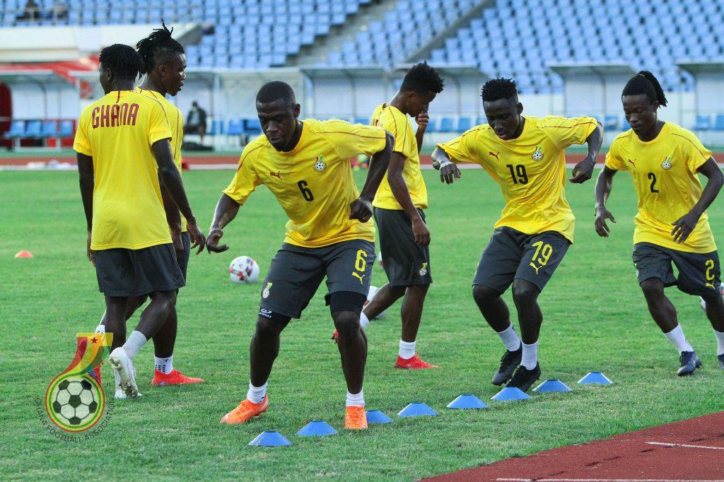 Black Stars to switch full gear in training this week ahead of friendlies