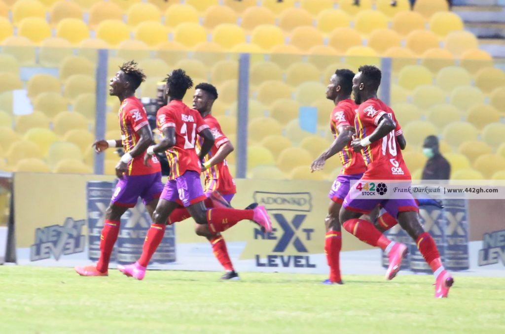 VIDEO: Watch highlights of Hearts of Oak's 2-0 victory against Berekum Chelsea