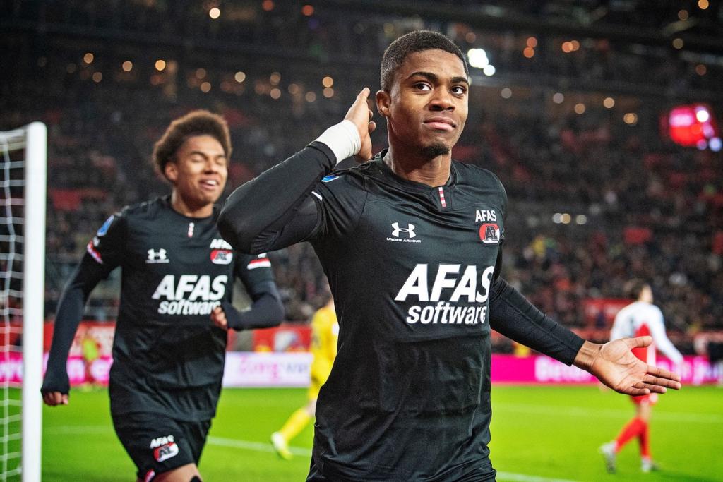 Sparta Rotterdam boss Koevermans expects top European club to grab Myron Boadu