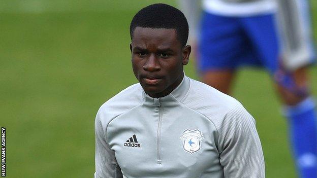 Ghanaian defender Jordi Osei-Tutu returns to Arsenal after Cardiff loan