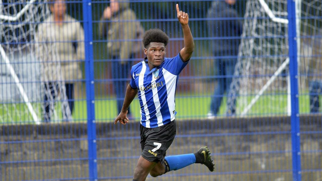 Sheffield Wednesday offer Ghanaian forward Charles Hagan new contract