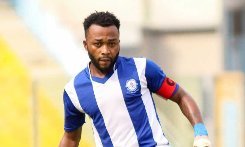 Hearts of Oak breaches contract in Gladson Awako's transfer, deal off- Great Olympics CEO