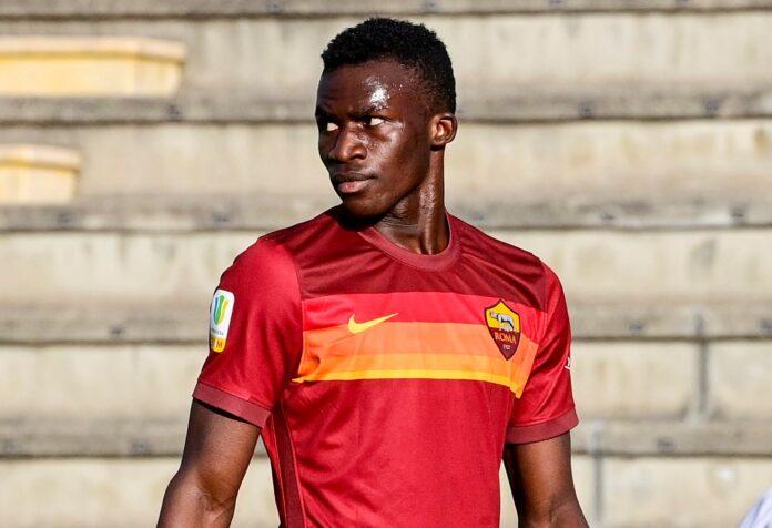 VIDEO: AS Roma striker Felix Ohene Gyan scores sumptuous half-volley in Primavera draw