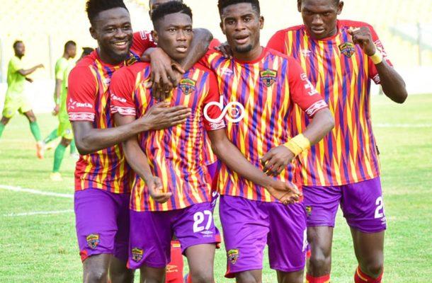 2020/21 Ghana Premier League: Week 24 Match Report - Bechem United 0-1 Hearts of Oak