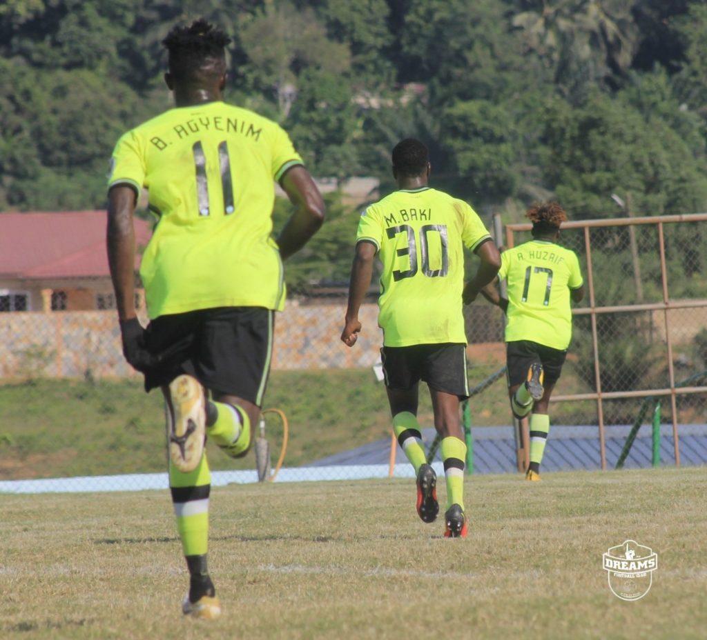 2020/21 Ghana Premier League: Week 26 Match Report- Dreams FC 2-1 Bechem United