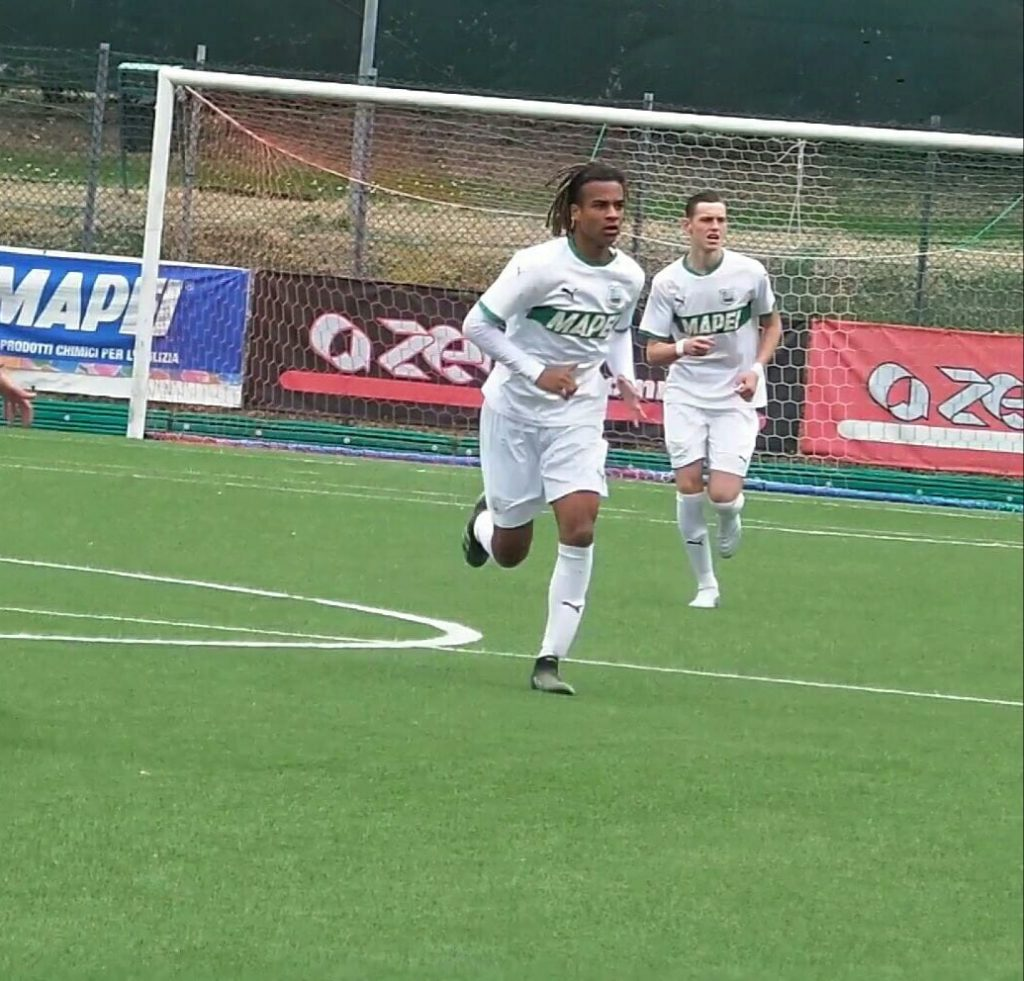 Ghanaian youngsters in Italian Youth Leagues- Sassuole's Justin Kumi steals the show