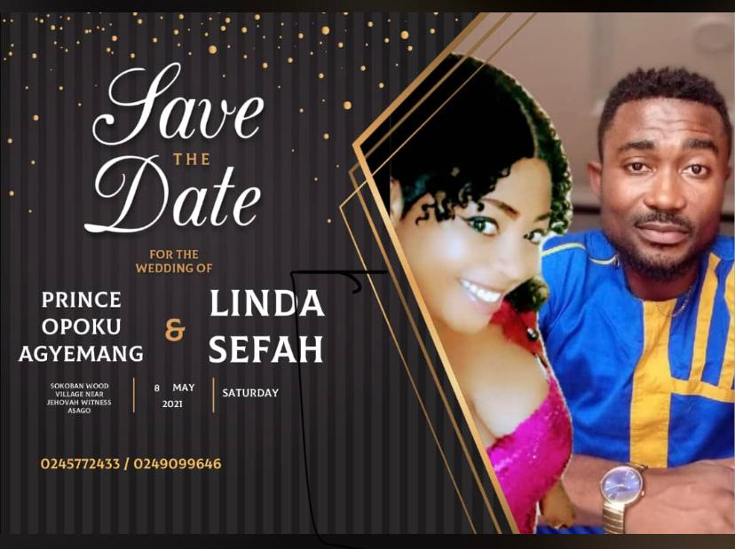 Medeama star Prince Opoku Agyemang to tie knot with lover on Saturday