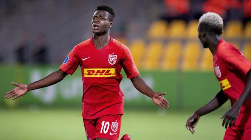 Ajax target Kamaldeen Sulemana pops up on the radar of Manchester United