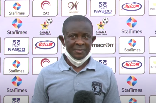 'Furious' Bechem United coach Kassim Mingle questions standard of referees after defeat to Karela United