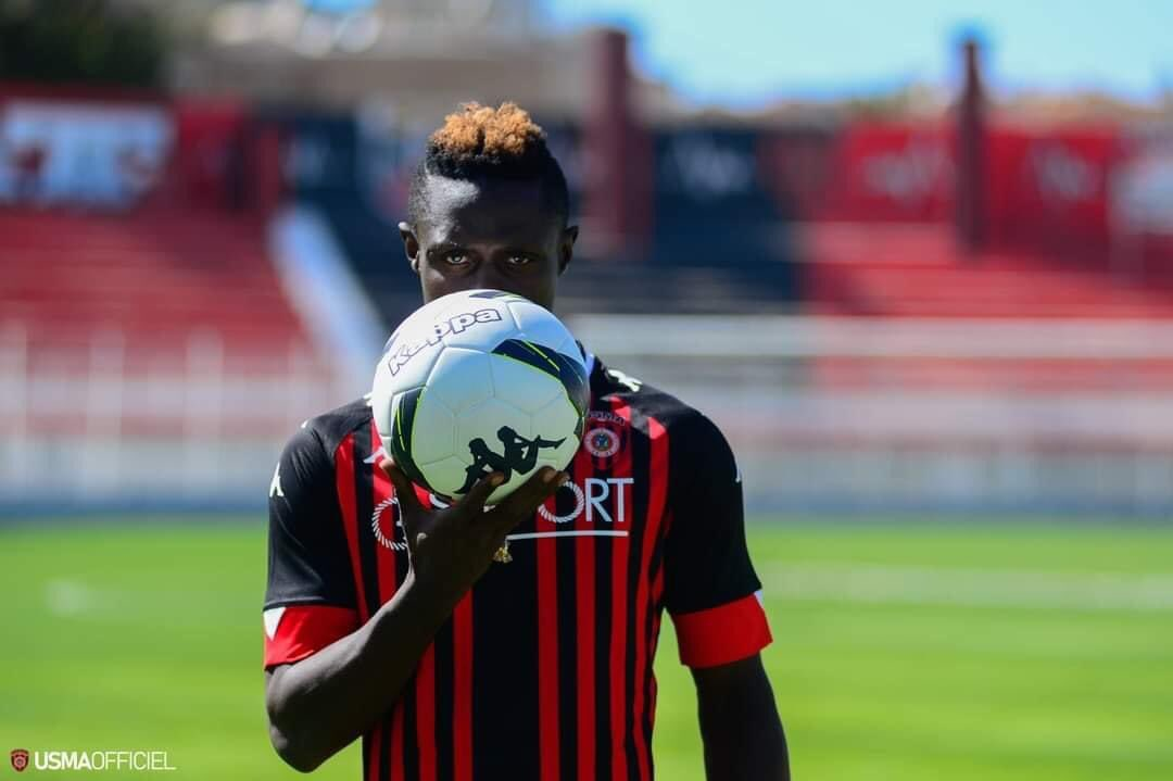 FIFA impose ban on USM Alger after failing to pay transfer fee of Kwame Poku to Asante Kotoko