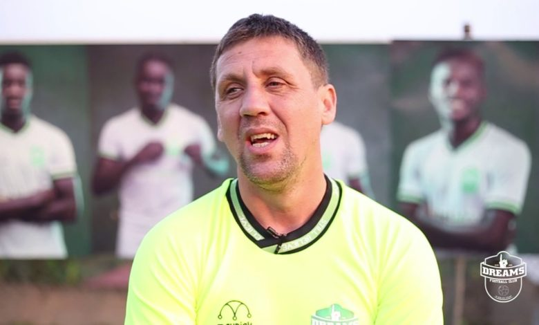 Dawu fight: 5 persons including Dreams FC coach charged by Ghana FA