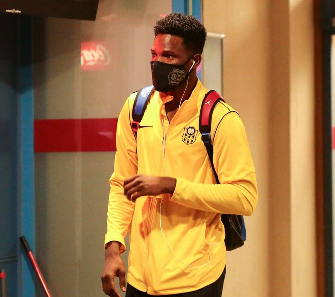 Ghanaian forward Benjamin Tetteh's contract at Yeni Malatyaspor expires